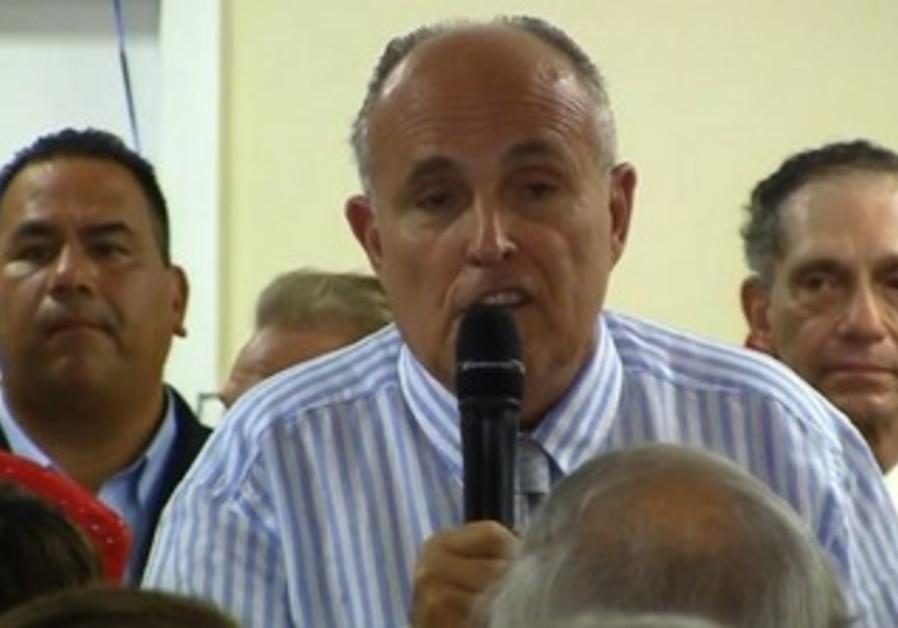 Giuliani in Boca Raton