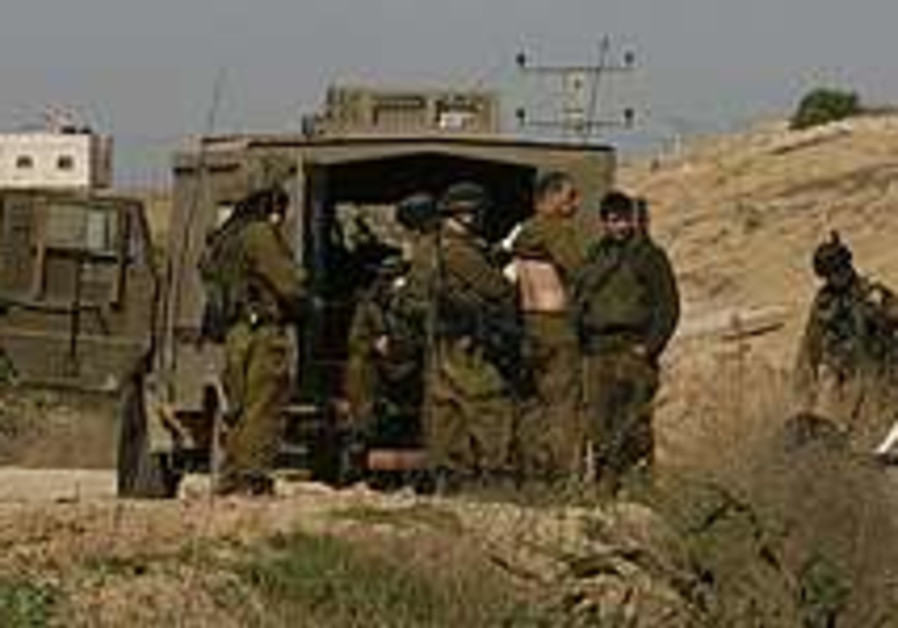 IDF foils 'large-scale terror attack'