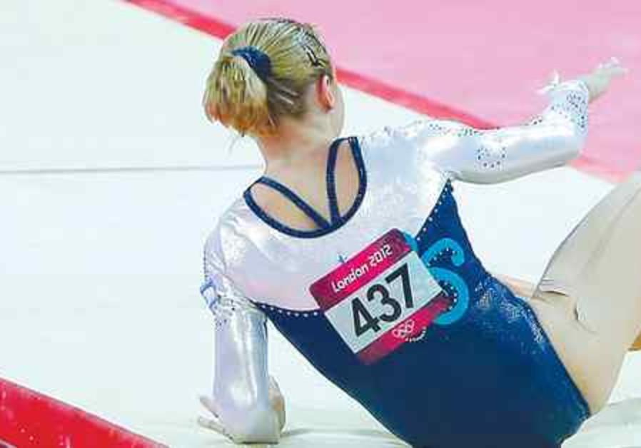 Chute brutale de la gymnaste Valeriia Maksiuta