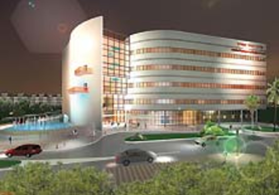 Ashdod hospital plans get a breath of life