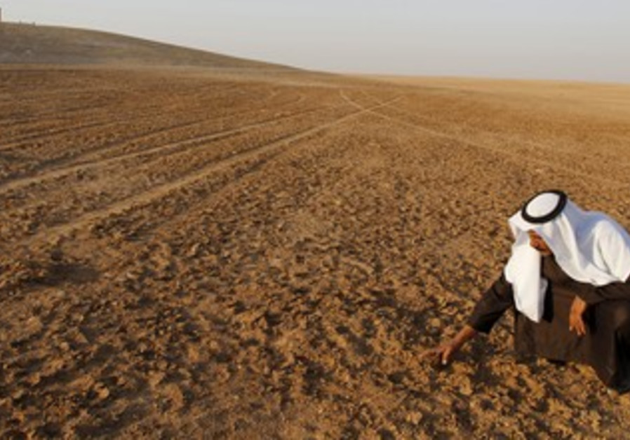 A farmer in eastern Syria [file photo]
