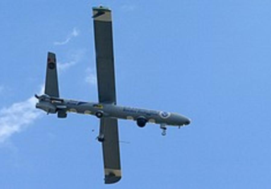 'UAVs hit Gaza-bound weapons convoys'