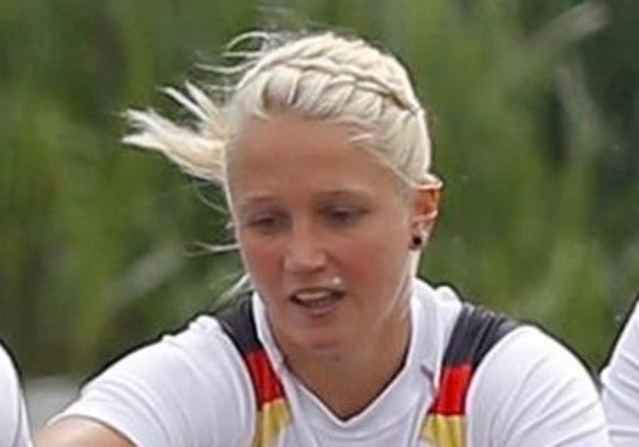 German rower Nadja Drygalla