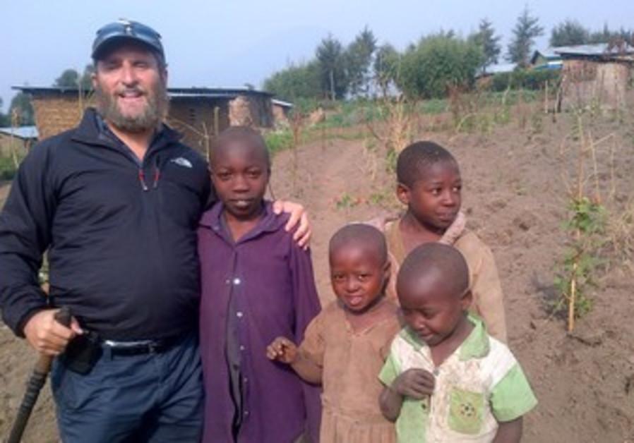 SHMULEY BOTEACH in Rwanda