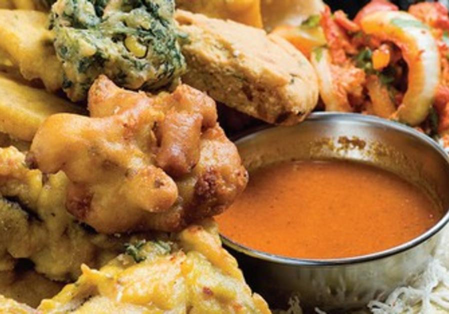 Indian food at Kohinoor in Jerusalem