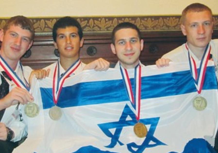 Israeli Olympiad winners