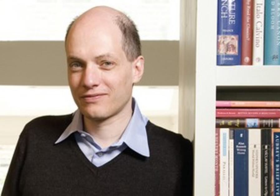 Author Alain de Botton