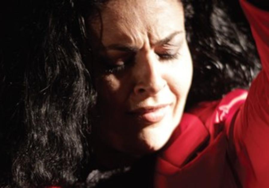 Keren Avner in 'Tiempo de Mariposa'