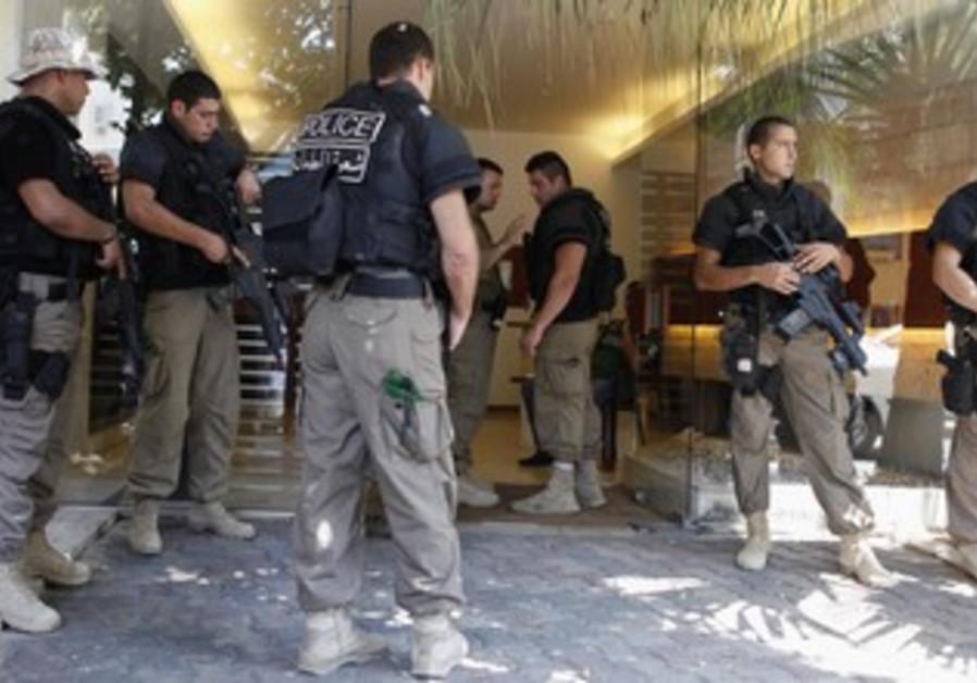 Lebanese policemen [file photo]