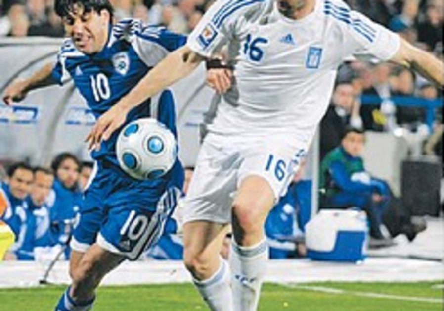 Fifa World Cup: Too much, too late for Kashtan's troops