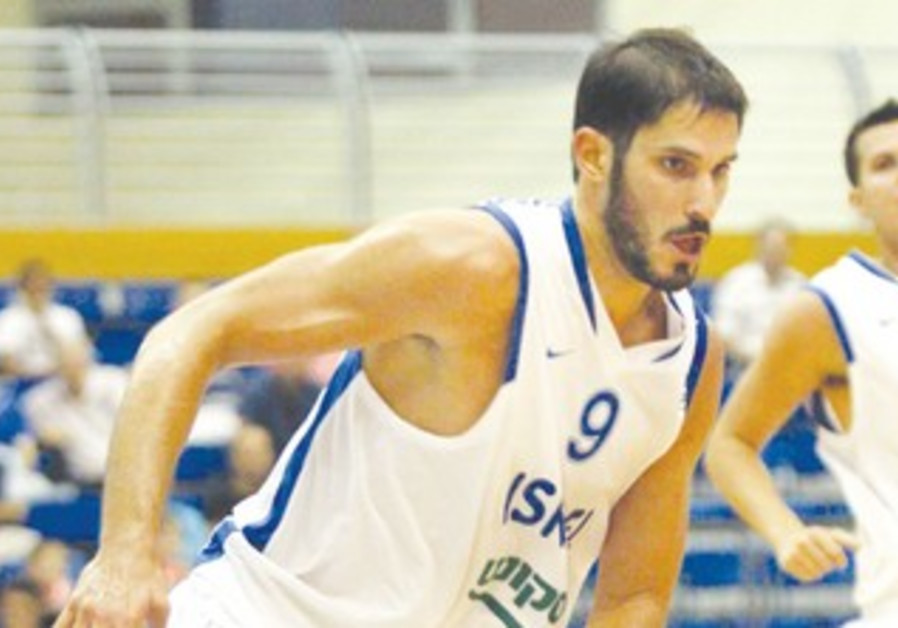 Omri Casspi vs. estonia 370
