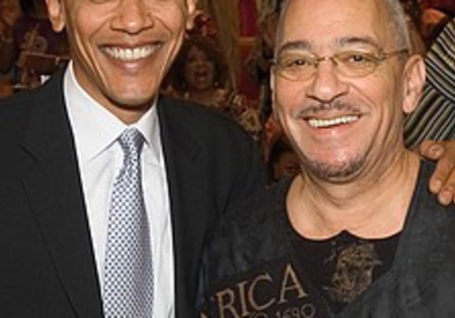 'Them Jews keep me away from Obama'