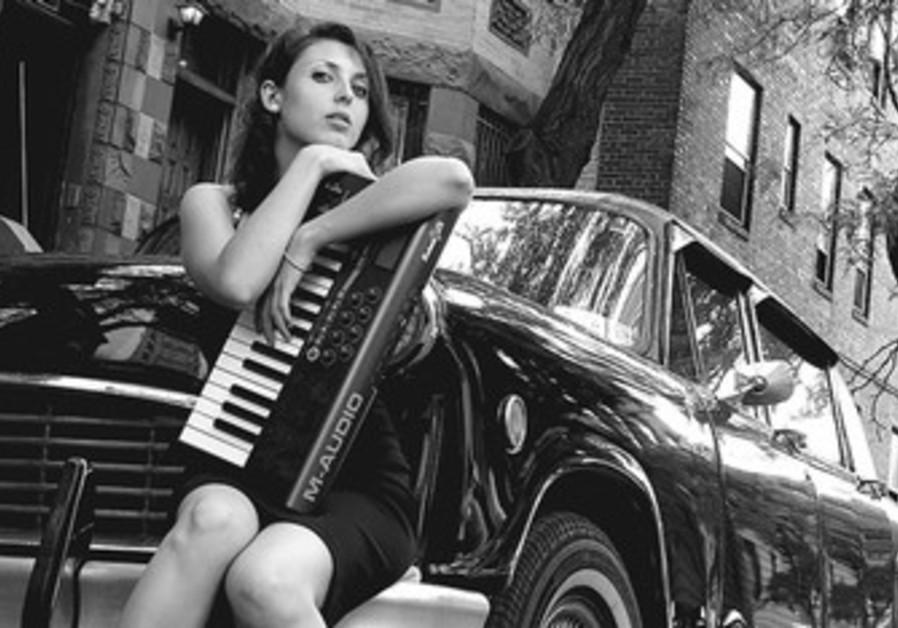 Israel jazz pianist Shimrit Shoshan.