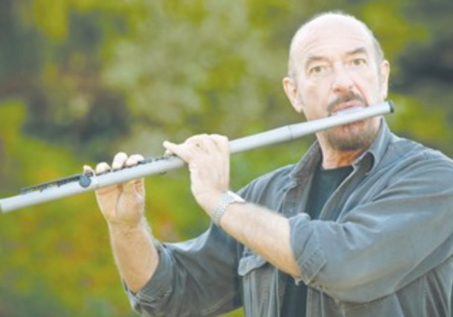 Ian Anderson of Jethro Tull