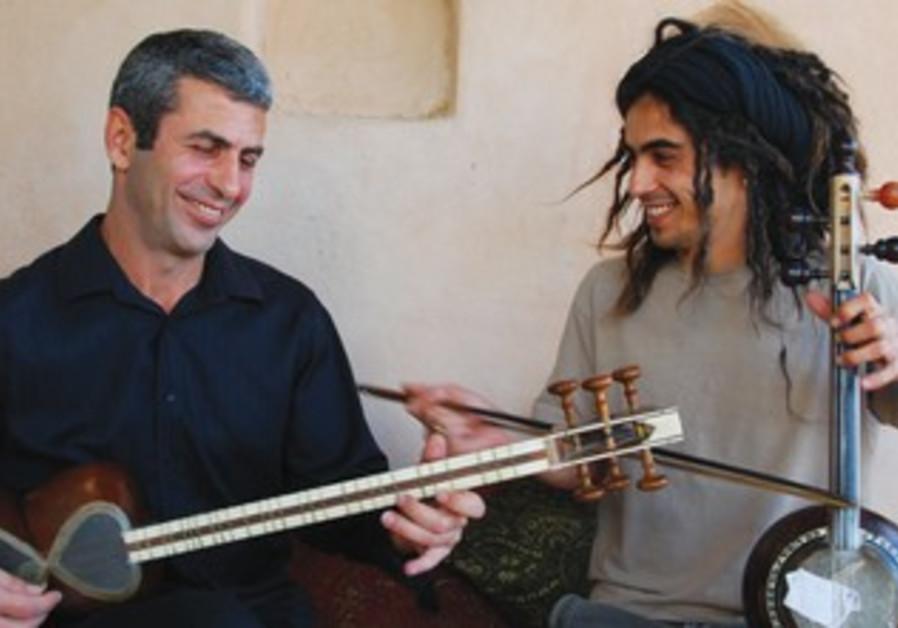 Peretz and Mark ElyahuSingle Plus