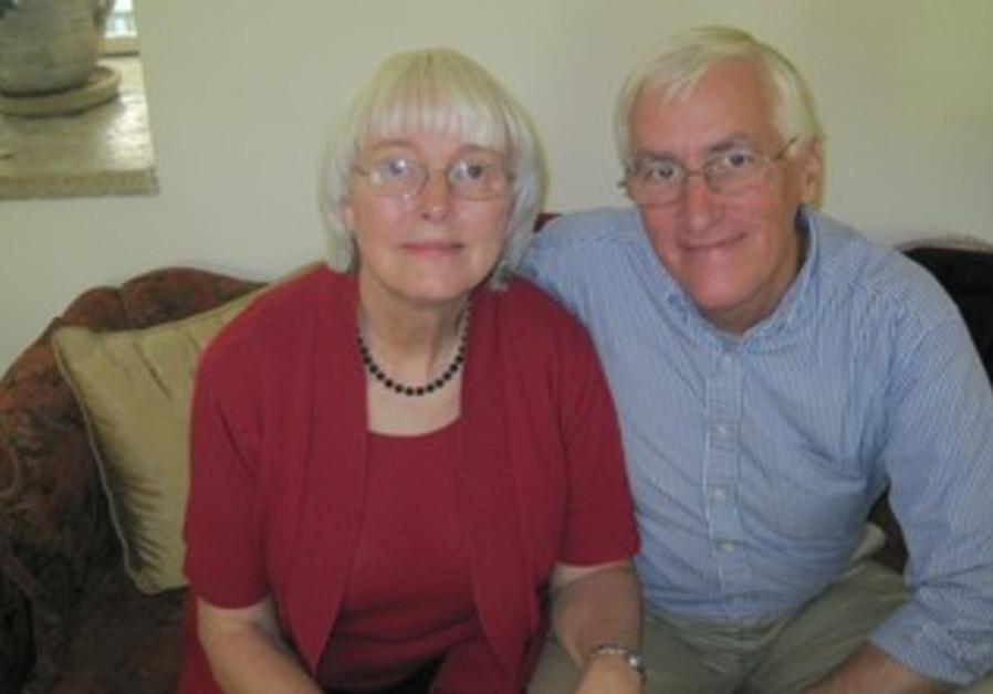 Rachel Corrie's parents, Craig and Cindy
