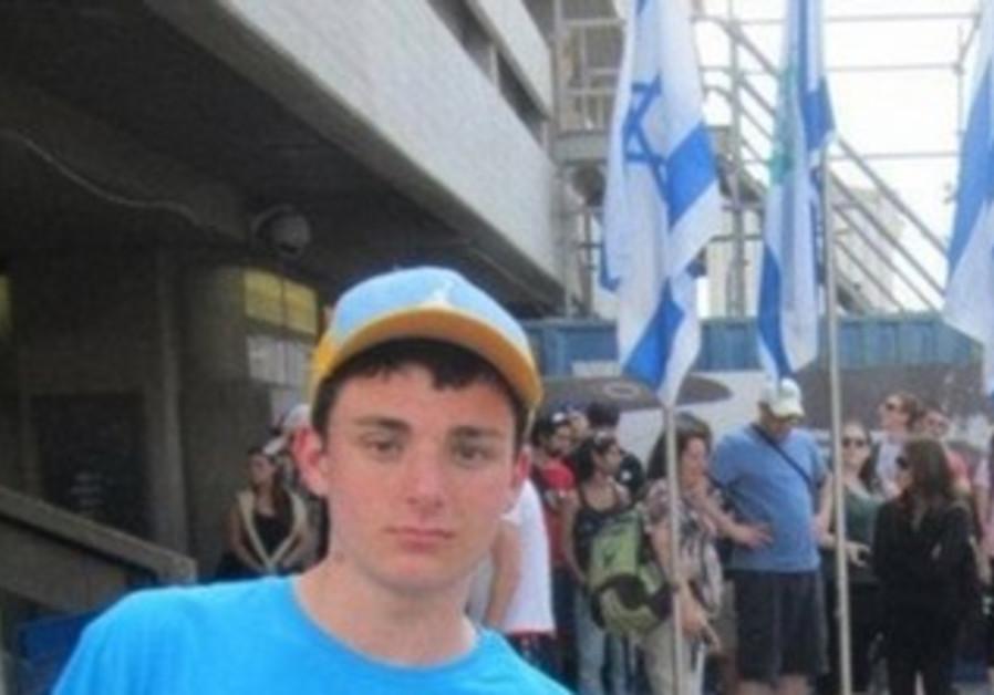 Vicious assault: Zach Tennen, 19