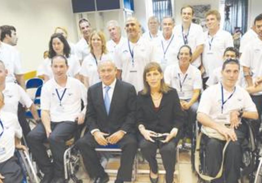 2012 Israeli Paralympic Delegation