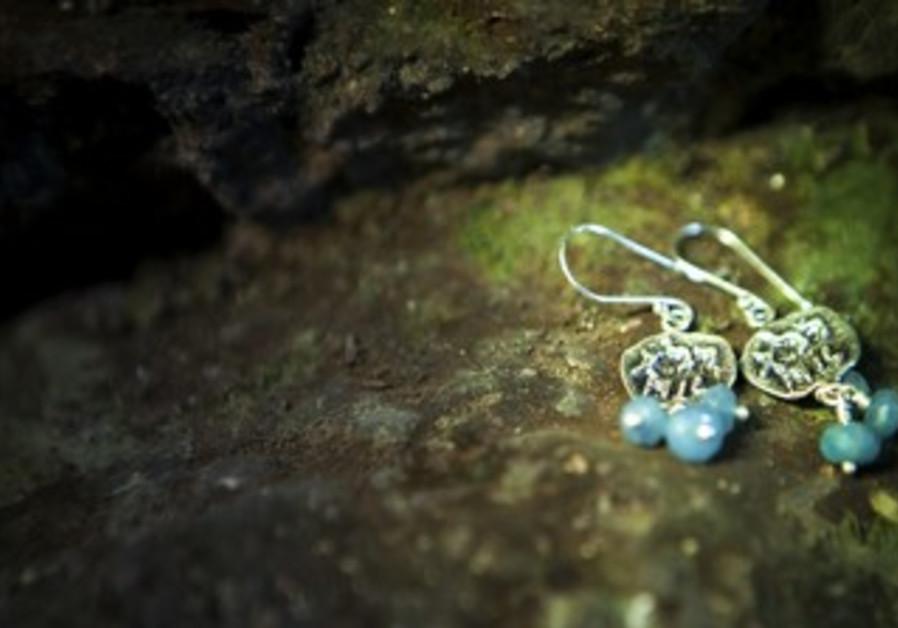 City of David jewelry - earings