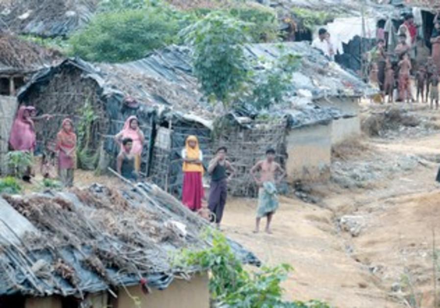 ROHINGYA PEOPLE from Myanmar