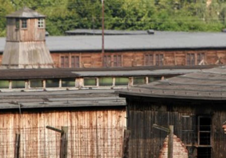 Former Nazi death camp Majdanek in Lublin