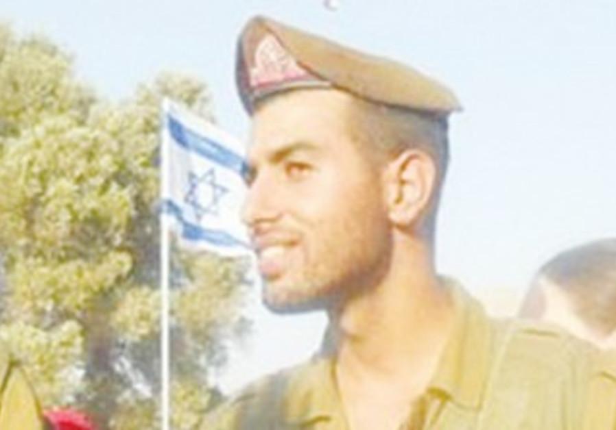 Fallen IDF soldier YEHONATAN BEN-YISHAI