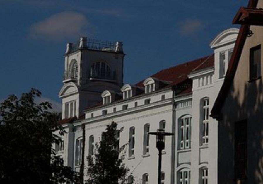 University of Rostock, Germany