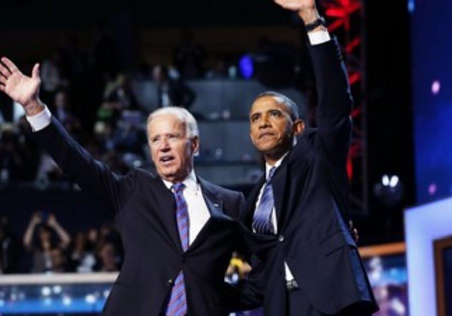 Biden, Obama accepting presidential nomination