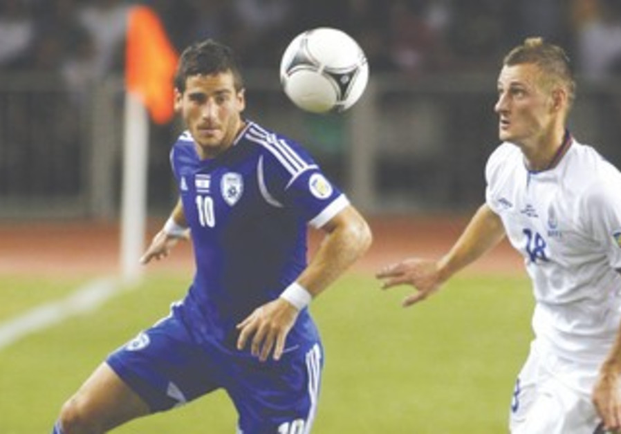 TOMER HEMED vs Azerbaijan