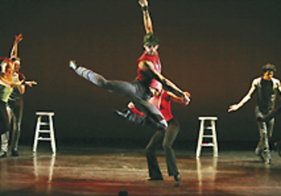 Ballet meets breakdance