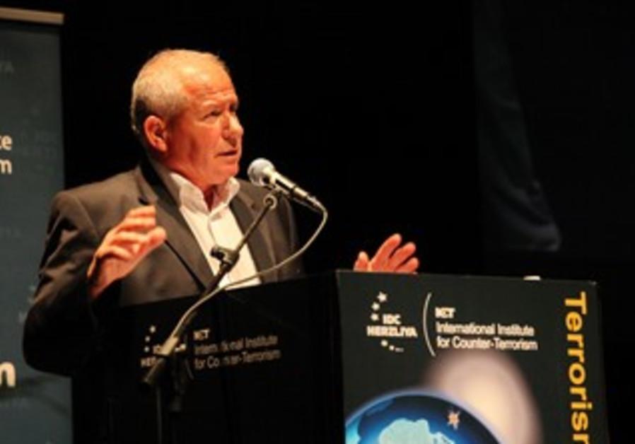 Avi Dichter at Herzliya conference