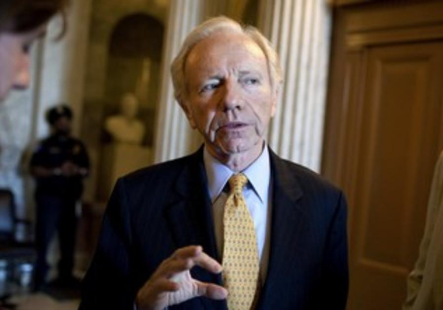 US Senator Joe Lieberman [file photo]