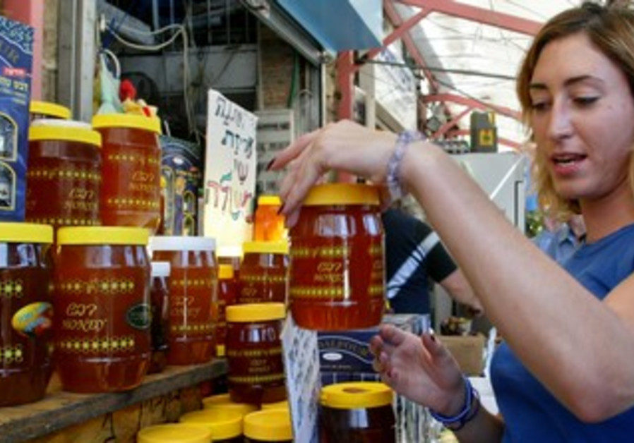 Buying honey