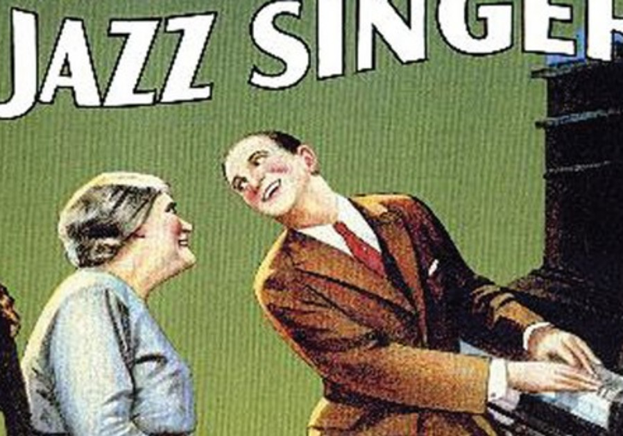'THE JAZZ SINGER'