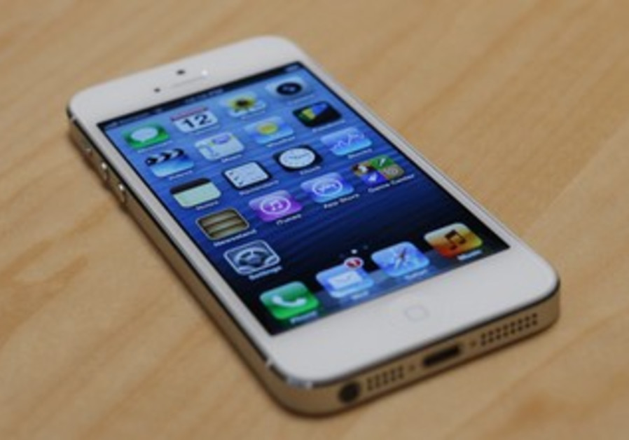 Apple's iPhone 5