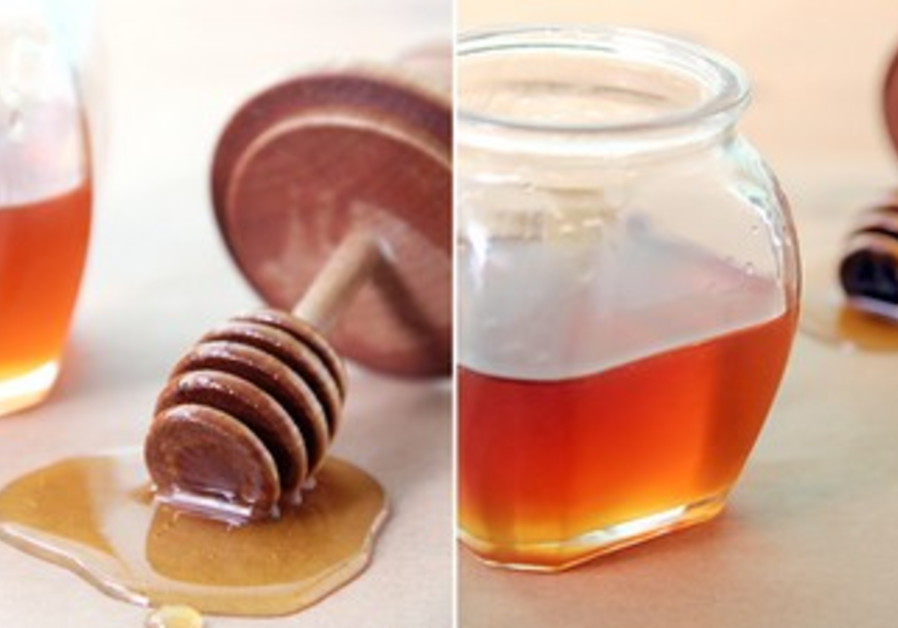 Honey for Rosh Hashana
