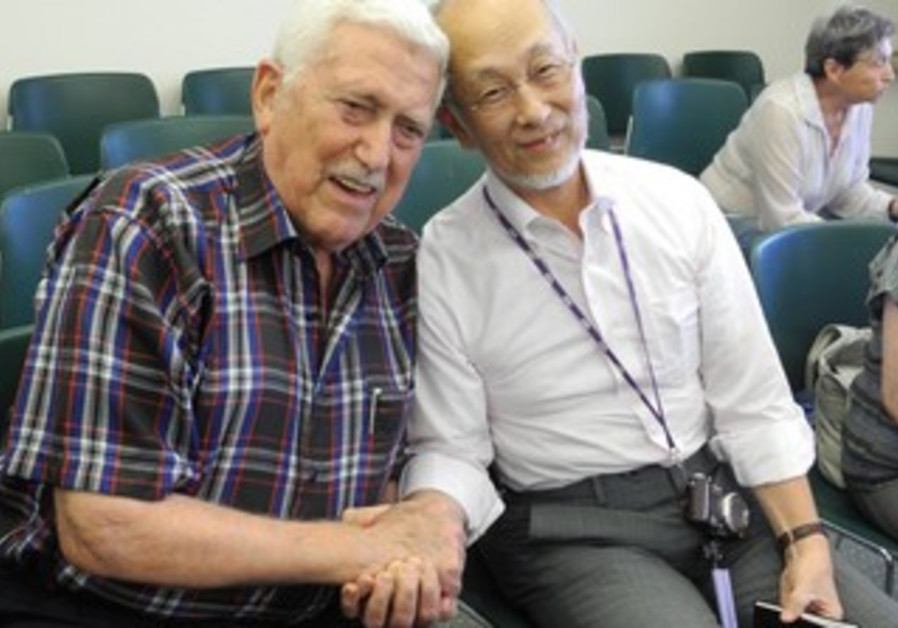 Survivors of the Hiroshima and the Holocaust