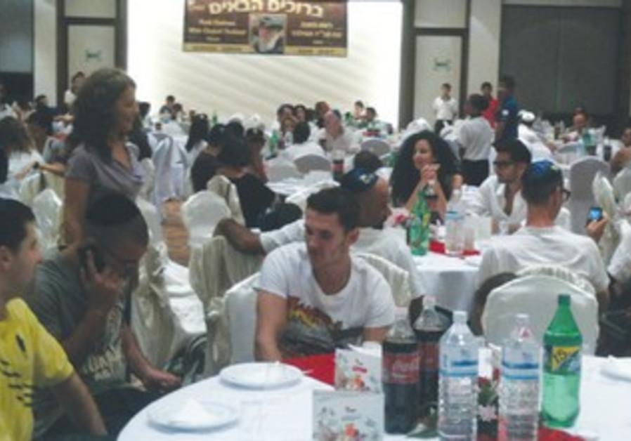 Israelis celebrate Rosh Hashana in Thailand