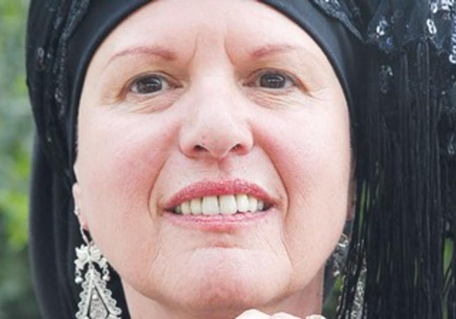 Esther Pollard, wife of imprisoned Israeli agent