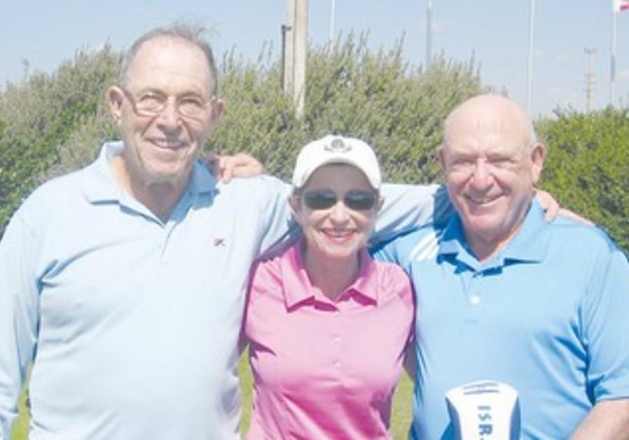 2012 Ga'ash Golf Club tournament