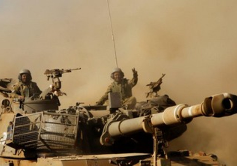 Surprise IDF drill in the North