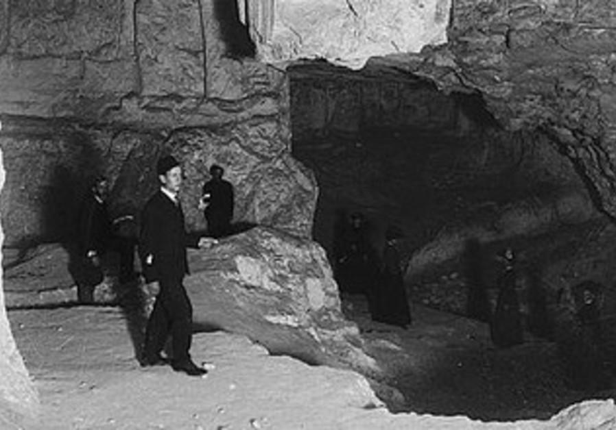 Solomon's Quarry