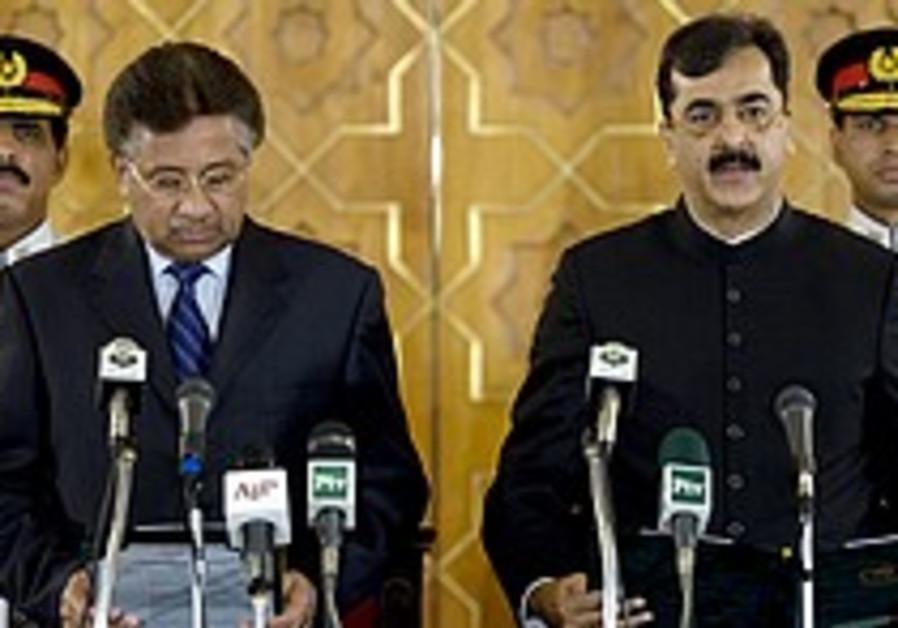 Pakistani PM escapes assassination