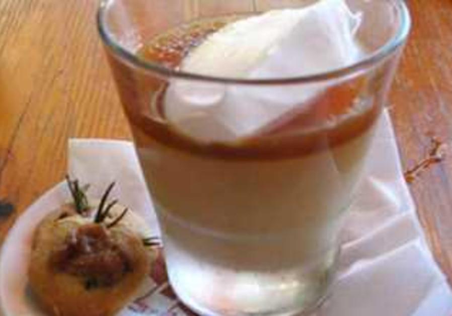 Budino pudding