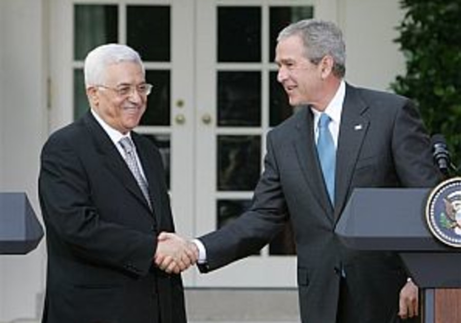 abbas and bush 298 ap