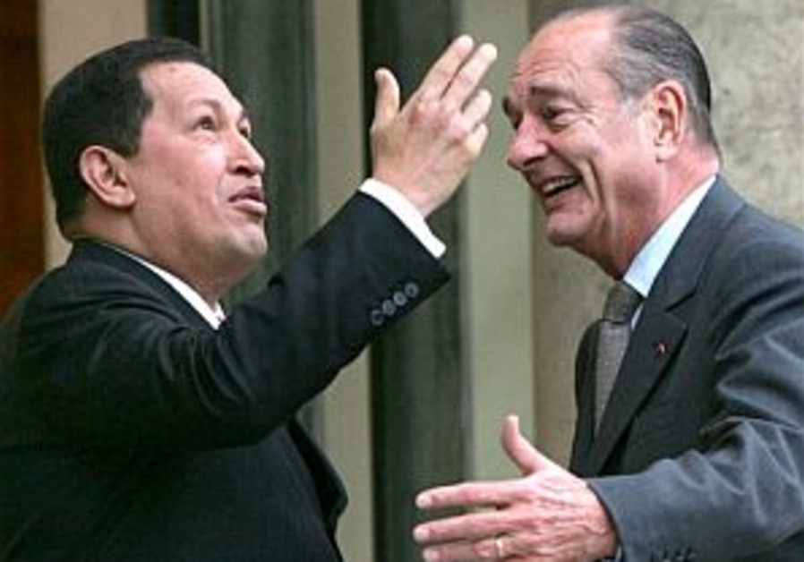 chirac and chavez 298 ap