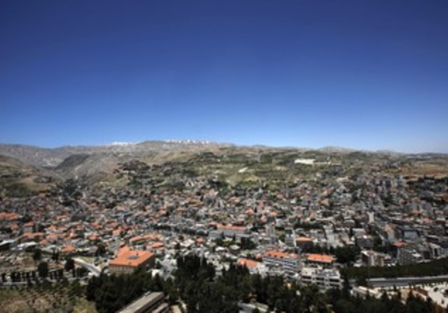 The Bekaa Valley in Lebanon [file photo]