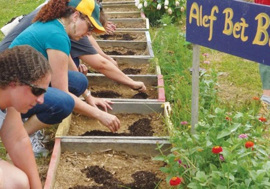 Jewish farming