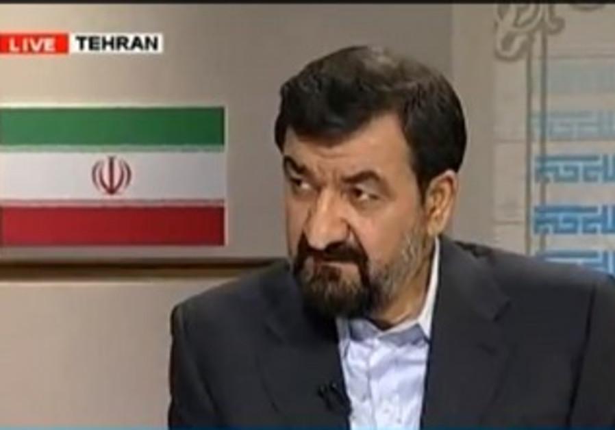 Ahmadinejad debated challenger Mohsen Rezaie.