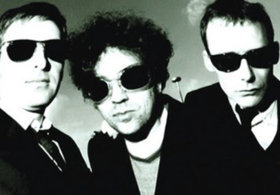 Jesus and Mary Chain rock band